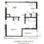 Garden Level Suite