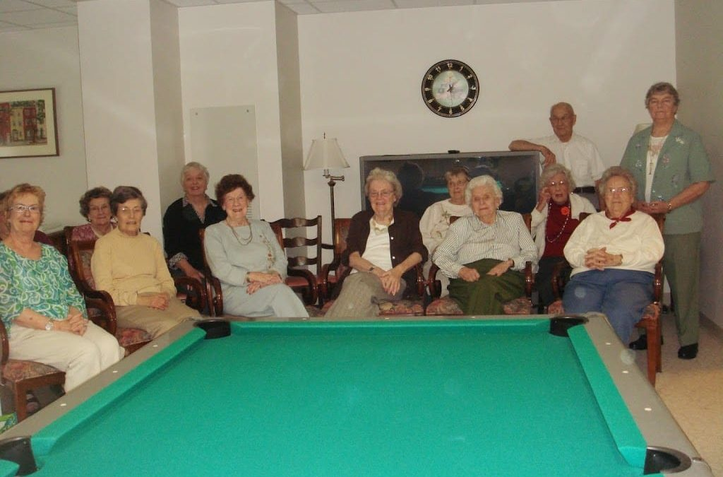 On Cue: Pickersgill Retirement Community Residents Pick Up Billiards, Win Trophies