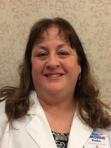 Simonne is one of the delegating nurses at Pickersgill, who works in the assisted living community.