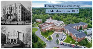 Pickersgill has been a pioneer for assisted living in Maryland
